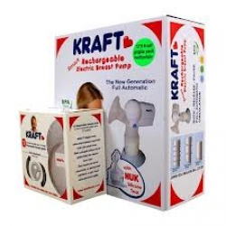 Kraft Süt Sağma Makinesi+Göğüs Pedi